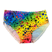 Rihanna's Rainbow Bubbles Kids Costume Briefs