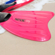 "Kids Pink ""Seac Easy"" Diving Fins"