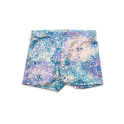 Arabella's Moon Violet dancwear shorts by UraMermaid.com