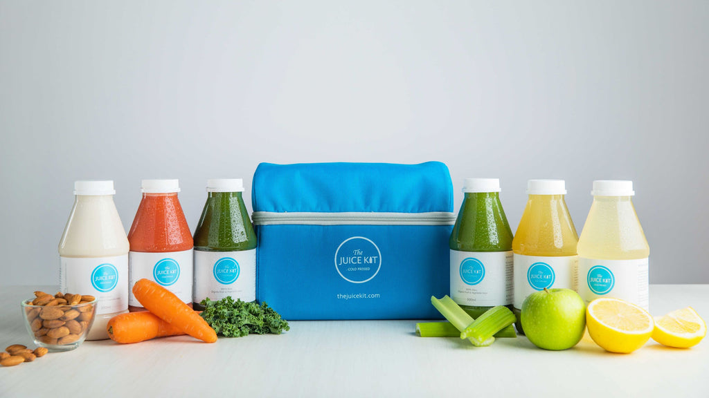 Beauty Boost - Cleansing Kit - The Juice Kit