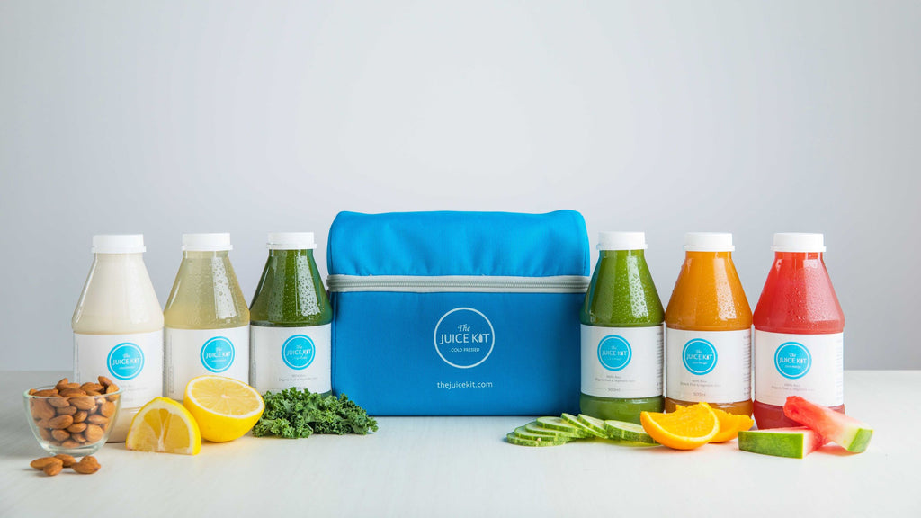 Skinny Genes Set B - Cleansing Kit - The Juice Kit
