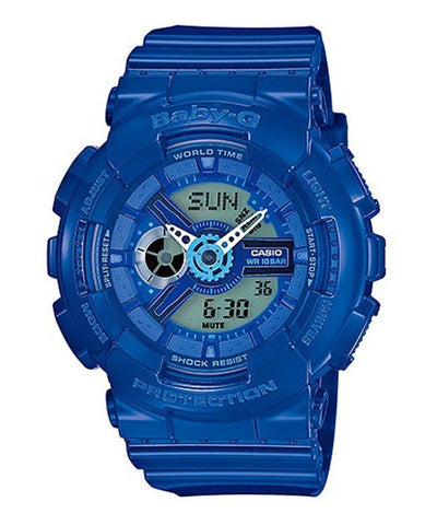 Casio Baby-G World Time BA-110BC-2A Women's Watch