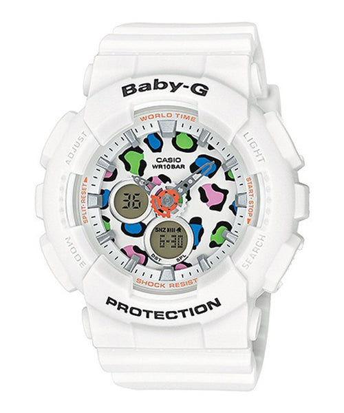 Casio Baby-G Analog Digital BA-120LP-7A1 Women's Watch