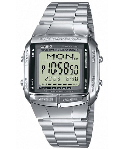 Casio Digital Data Bank Telememo DB-360N-1A Men's Watch