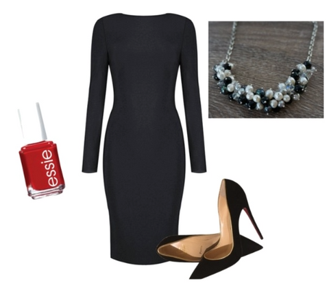 holiday party looks LBD