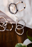 Signature Bracelet - White - Pearls4Girls