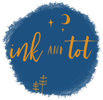 Ink & Tot - independent brand represented by Wonder of Kin - curating indie brands