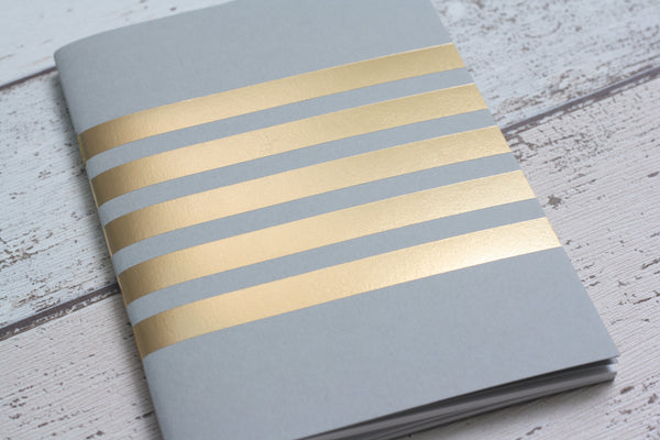 Studio Sarah notebooks from The Ovi and Reu Parisian Collection boutique gift box for mums with a bump