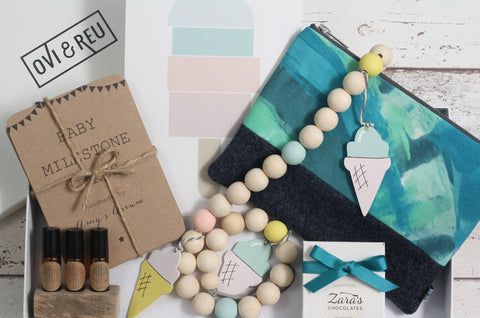 The Coastal Gift Collection by Ovi & Reu