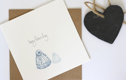Happy Fathers Day Card by Gemma Louise Joyce
