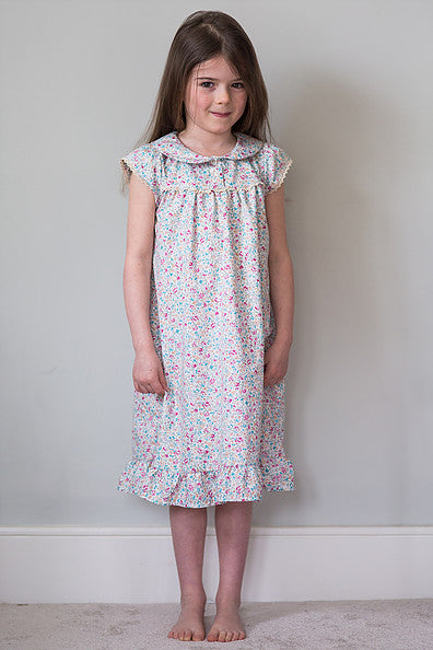 Summer nightie by Thimble London available at Wonder of Kin.