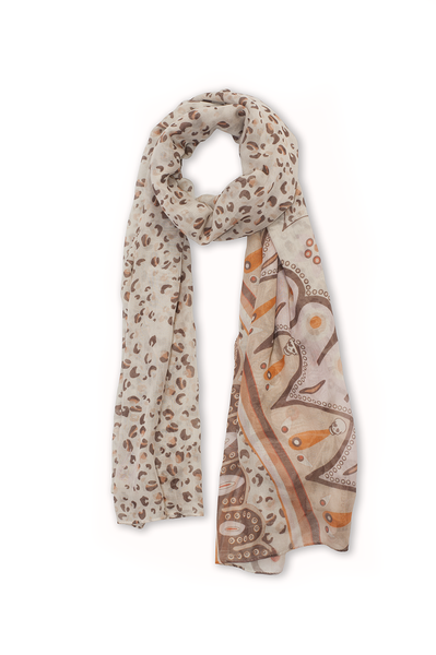 SONA - Cotton + Modal Scarf