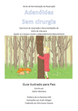 Adenoids Without Surgery Book In Portuguese Inside Cover