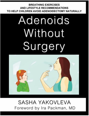 Adenoids Without Surgery Book