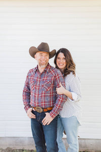 Hillbilly Nutrition owners Gary & Tracy McCoy raise Pastured Pork in Waxahachie, Texas