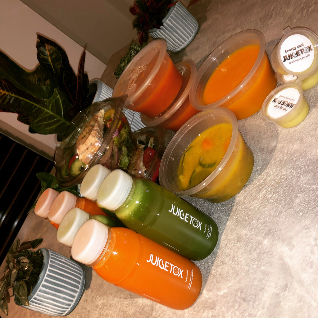 3 Day Salmon Cleanse (Merseyside area only)
