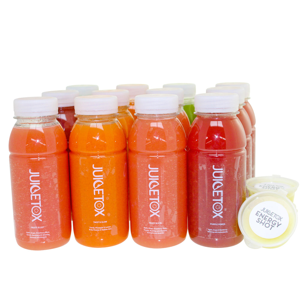 Full Body Cleanse Package