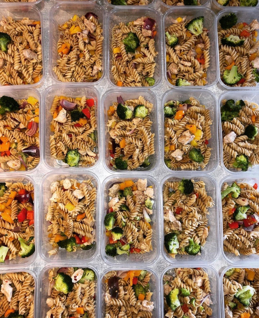 3 & 5 Day Salt & Pepper Chicken pasta cleanse (Merseyside area only)
