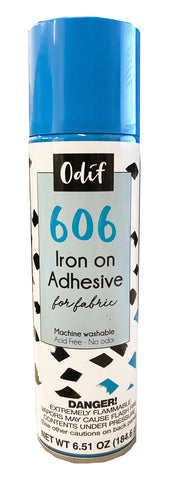 606 No Sew Heat Fusible Adhesive