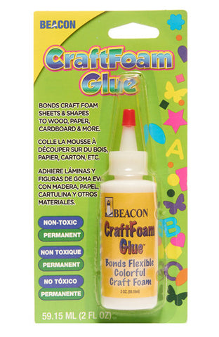 Craft Foam Glue 2oz