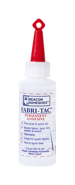 Fabri-Tac Fabric Glue 2oz