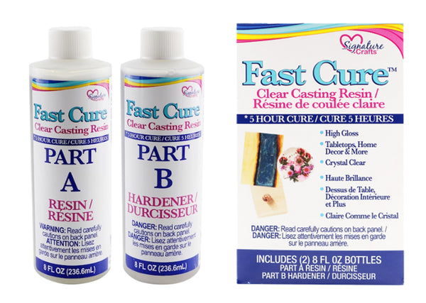 Signature Crafts™ Fast Cure Clear Casting Resin