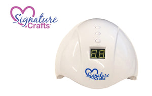 Signature Crafts™ LED UV LAMP- Cures UV Resins