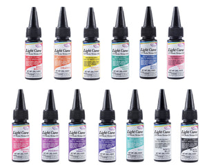 Signature Crafts™ Light Cure UV Resin 25g Colors