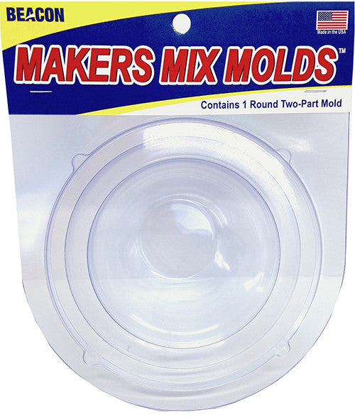 Makers Mix Molds-Round