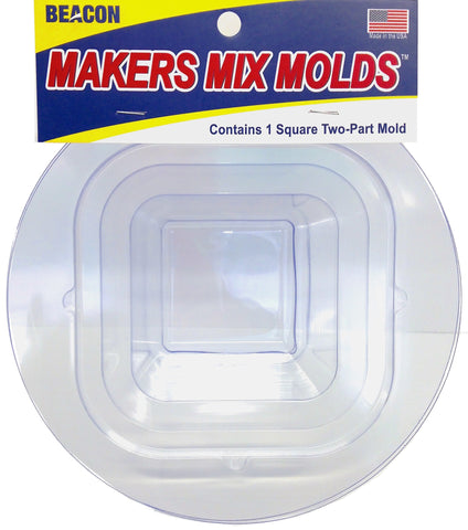Makers Mix Molds-Square