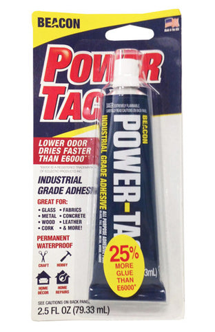 Power Tac 2.5oz