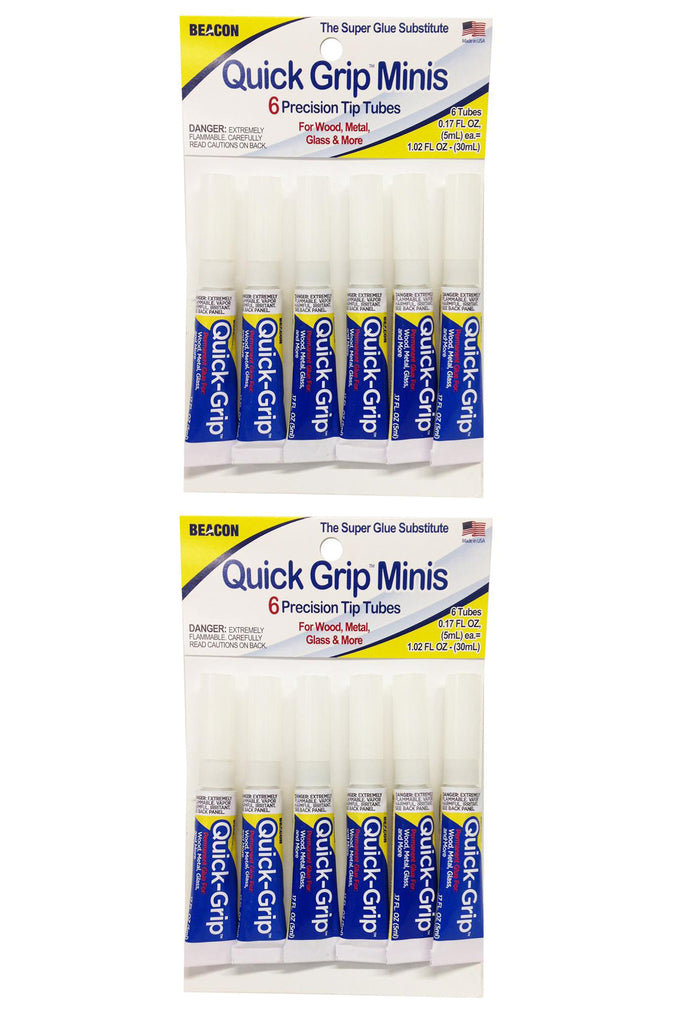 Quick Grip Glue Mini 12 pack