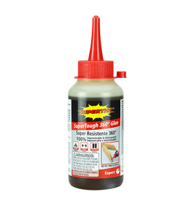 Ref# 1056 Super Tough 360 Glue - 100ml (3.38oz) Bottle (2 pack)