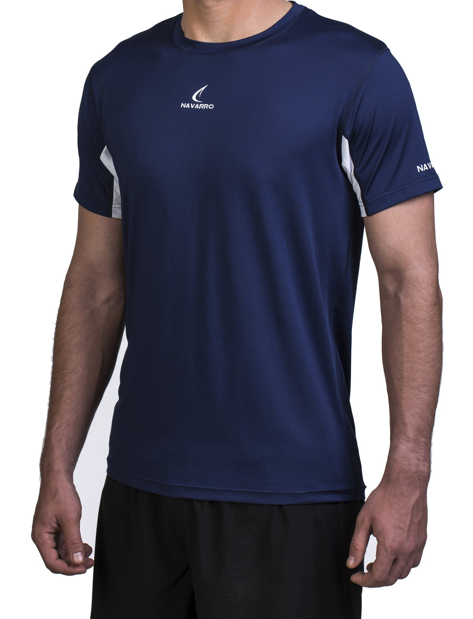 Men's M1 Running T-shirt Navy