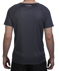 Men's M3 Running T-Shirt Dark Grey
