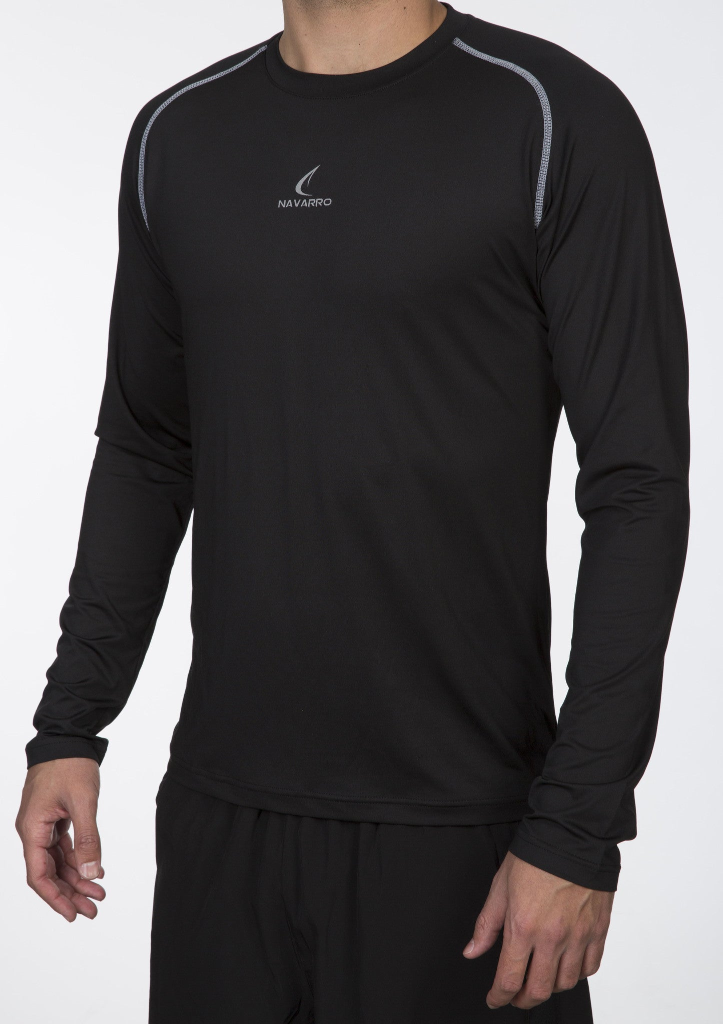 Men's Muscles Compressed Long-Sleeve Shirt