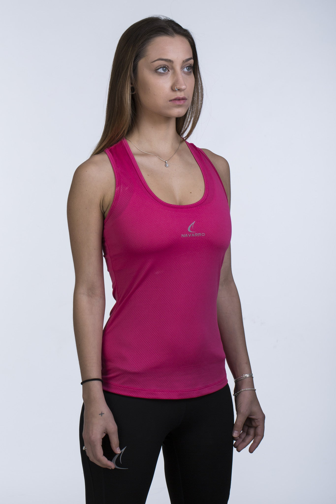 Women's W1 Lightweight Tank Top - Pink