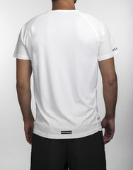 Men's Running Lightweight T-Shirt - White