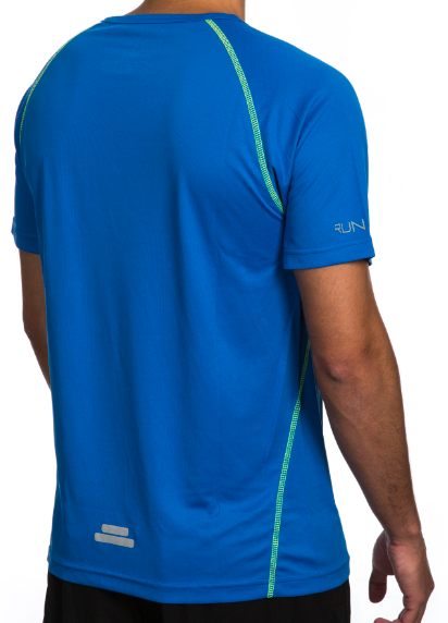 Men's Running Lightweight T-Shirt - Blue