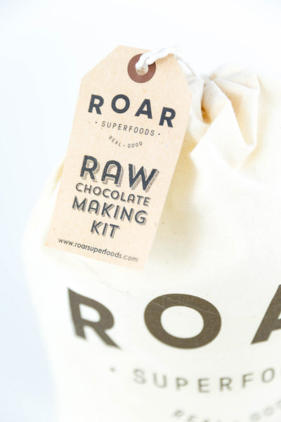 Roar Superfoods - Gourmet Raw Chocolate Making Kit