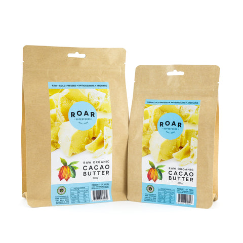 Roar Superfoods - Raw Organic Cacao Butter