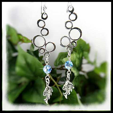 Bubble Trouble, Earrings, Jewelry By Renee - Jewelry By Renee