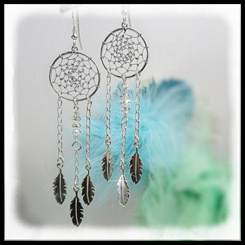 Dreamweaver, Earrings, Jewelry By Renee - Jewelry By Renee