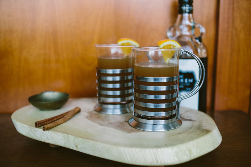 Wine and Dine: Spiked Cider Recipe