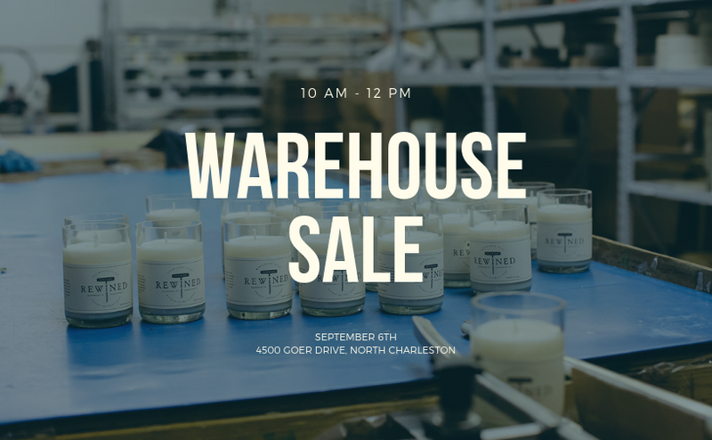 Warehouse Sale Pre-Shopping Event: Session 1
