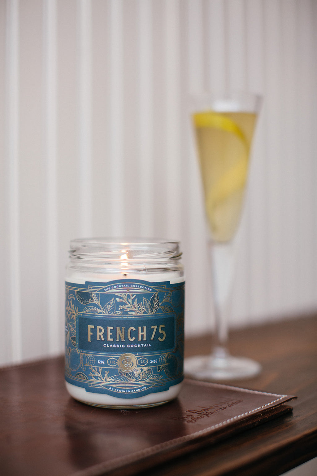 French 75 12 oz. Candle