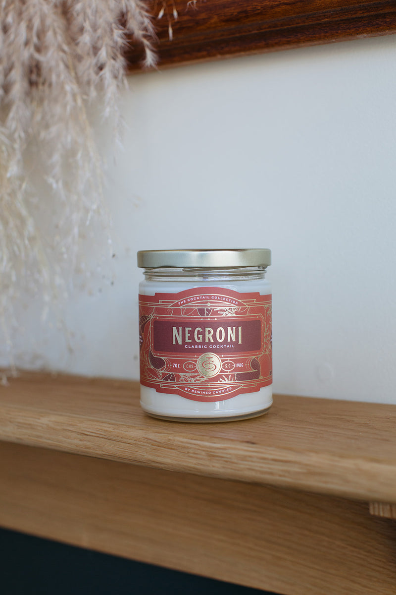 Negroni 7 oz. Candle