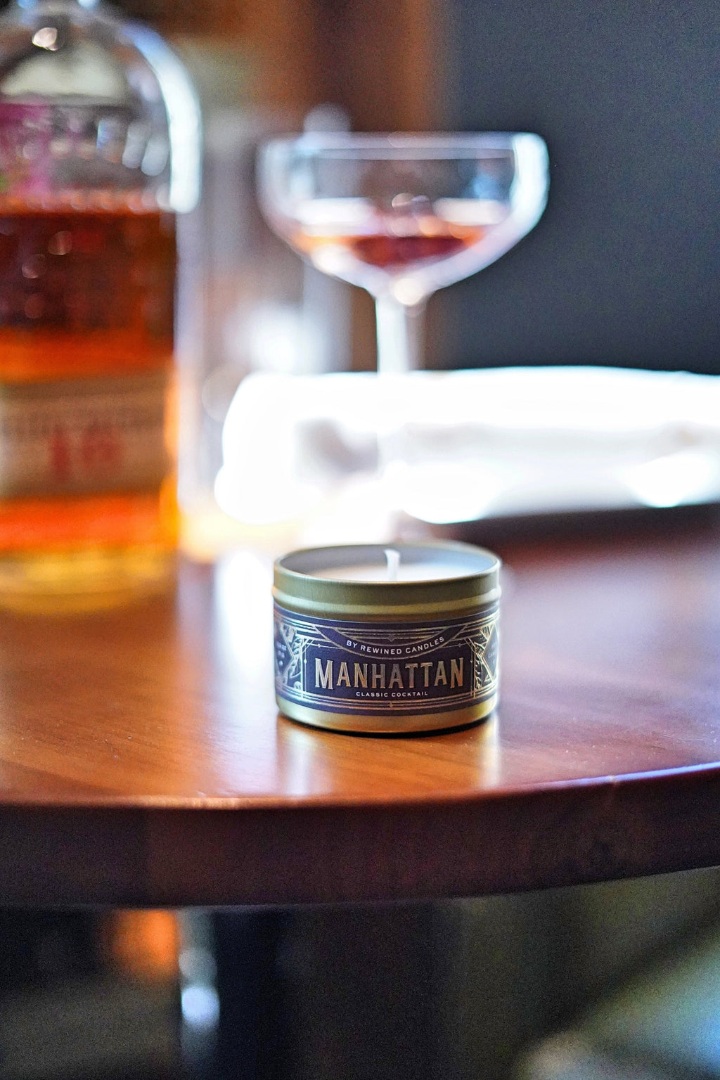 Manhattan 2.5 oz. Candle