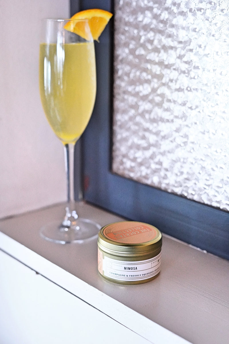 Mimosa 2.5 oz. Candle
