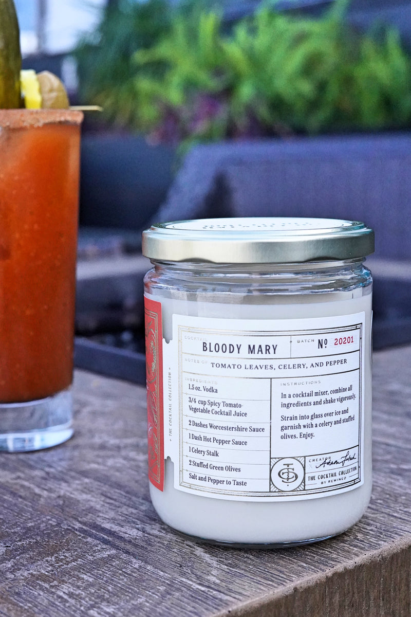 Bloody Mary 12 oz Candle